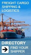 freight cargo shipping directory